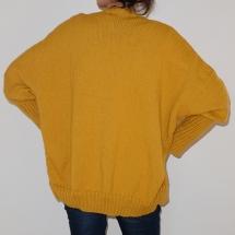 Gilet jaune moutarde XXL_03