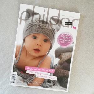 Phildar bébé N29