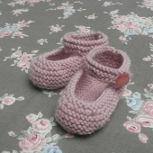 Chausson Pink Baby