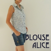 Blouse Alice Accueil