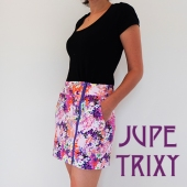 Jupe Trixy Accueil