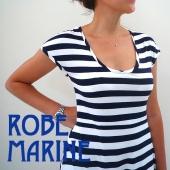 Robe marinière - Accueil2
