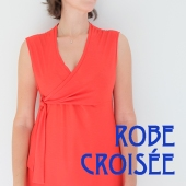 Robe rouge accueil