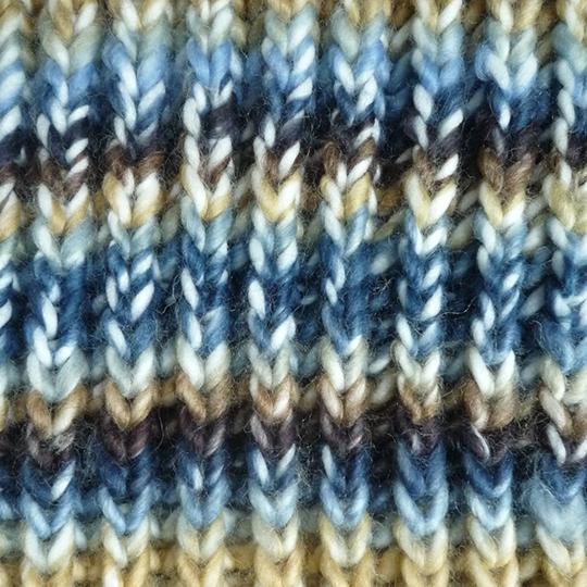 Tricot : apprendre à tricoter une maille endroit