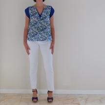Haut et jeans