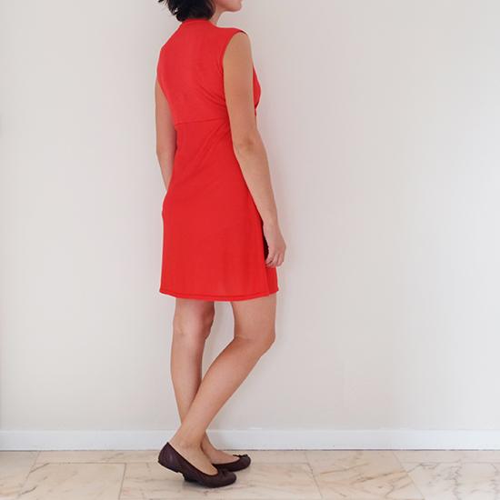 Robe rouge 02