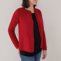 Gilet rouge 01