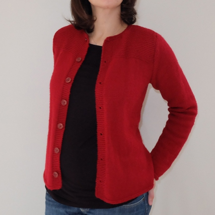 Gilet rouge 02
