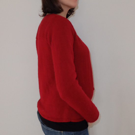 Gilet rouge 03