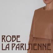 Robe La Parisienne beige_Accueil
